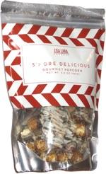 Lisa Lara Gourmet S'more Delicious Gourmet Popcorn
