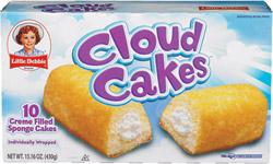 Little Debbie Cloud Cakes