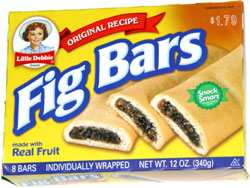 Little Debbie Original Recipe Fig Bars