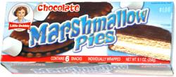 Little Debbie Marshmallow Pie
