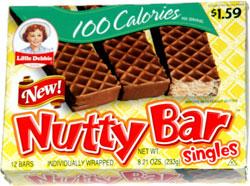 little debbie peanut butter bars