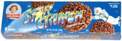 Little Debbie Star Crunch Cosmic Snacks