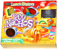 Armour LunchMakers Loco Nachos Fun Kit