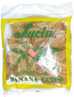 Lucia Banana Chips