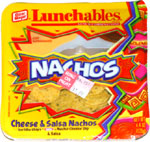 Lunchables Cheese & Salsa Nachos