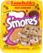 Lunchables Fun Snacks S'mores