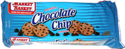 Market Basket Premium Chocolate Chip Cookies