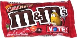 Chili Nut M&M's