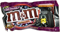 M&M's Dark Chocolate Darth Mix