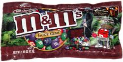M&M's Jack's Gems