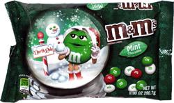 M&M's Mint Chocolate