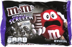 M&M's Cookies & Screeem