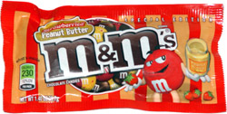 M&M's Special Edition Strawberried Peanut Butter