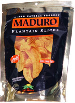 Maduro Sweet Plantain Slices