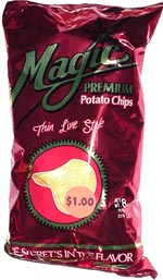 Magic Premium Potato Chips