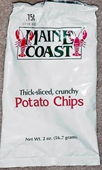 Maine Coast Kettle Cooked Potato Chips