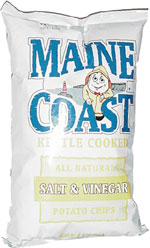 Maine Coast Salt & Vinegar Potato Chips