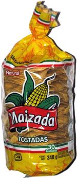 Maizada Corn Tostadas