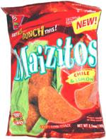 Barcel Maizitos Chile & Limón