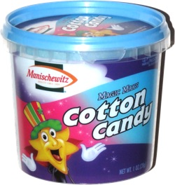 Manischewitz Magic Max's Cotton Candy