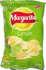 Margarita Limón Papas Fritas