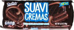 Marinela Suavi Cremas Chocolate Flavored