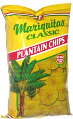 Mariquitas Classic Plantain Chips