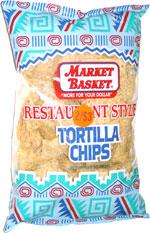 Market Basket Restaurant Style Tortilla Chips