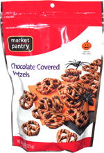Market Pantry Chocolate Covered Pretzels