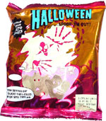 Marks & Spencer Halloween Spook 'em Out Ketchup Flavor Potato Snacks