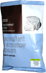 Marks & Spencer Handcooked Crisps Roquefort & Smokey Bacon