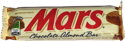 Mars Chocolate Almond Bar