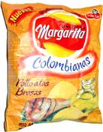 Margarita Columbianas Pollo alas Brasas