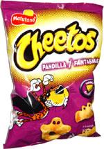 Matutano Cheetos Pandilla/Fantasmas Sabor a Queso/Queijo