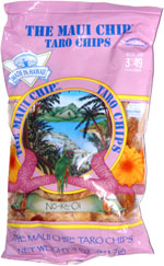 The Maui Chip Taro Chips