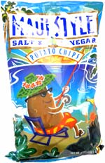 Maui Style Salt & Vinegar Potato Chips