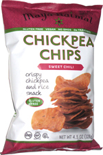 Maya Kaimal Chickpea Chips Sweet Chili