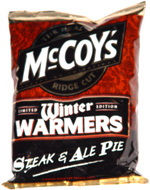 McCoy's Winter Warmers Steak & Ale Pie