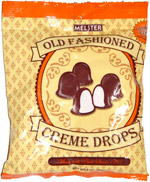 Melster Candies Old Fashioned Creme Drops