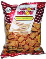 Miaow Miaow Anchovy Flavoured Chips
