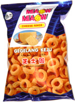 Miaow Miaow Cheese Rings