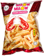 Miaow Miaow Prawn Crackers