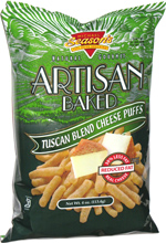 Michael Season's Artisan Baked Tuscan Blend Cheese Puffs