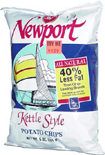 Newport Kettle Style Potato Chips