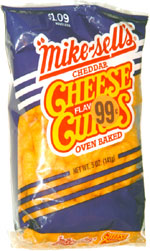 Mike-Sells Cheddar Cheese Curls