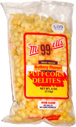 Mike-Sells Movie Theater Buttery Flavor Puffcorn Delites