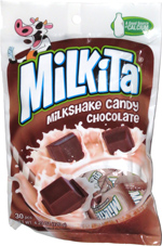 Milkita Milkshake Candy Chocolate