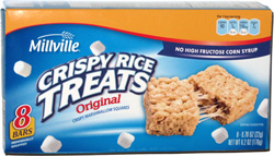 Millville Crispy Rice Treats