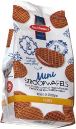 Mini Stroopwafels Honey