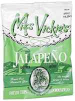 Miss Vickie's Jalapeno Potato Chips